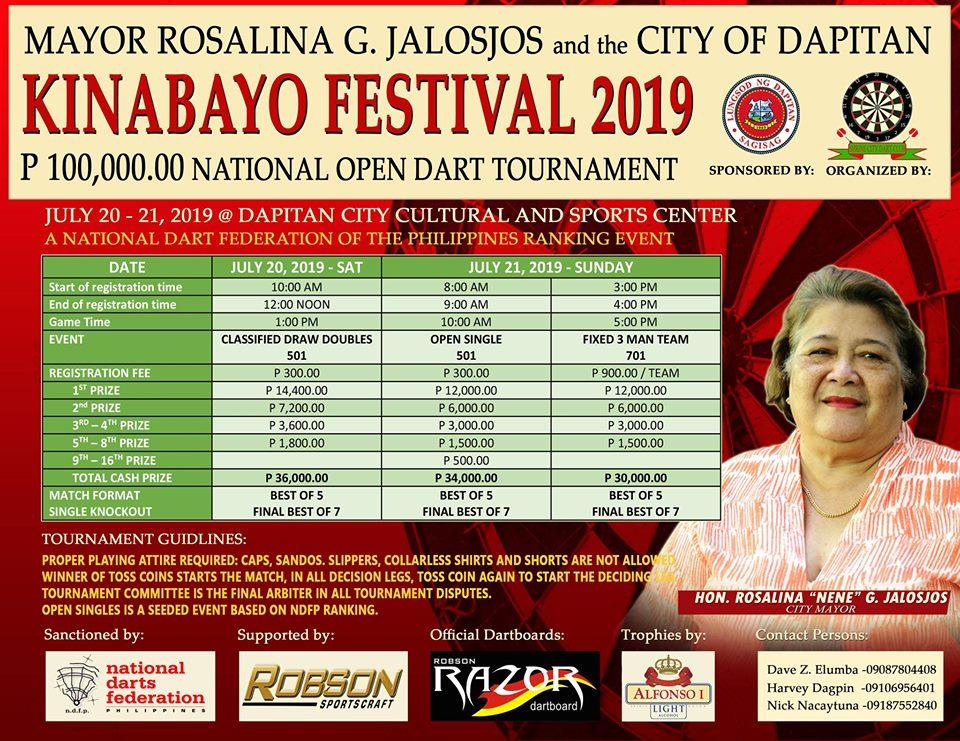 Tournaments - Calendar of Events