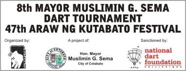 8th Mayor Muslimin G. Sema Dart Tournament