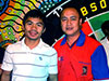 Manny Pacquiao w/ MADF President Jong Gonzales