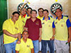 Navotas Darters and Casino Davao Darters w/ Tito Soncuya